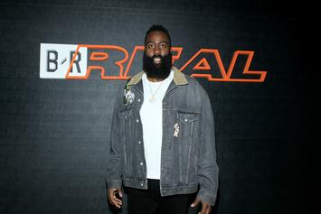 James Harden Gifts Struggling Woman & Family $10K Cash In Bahamas