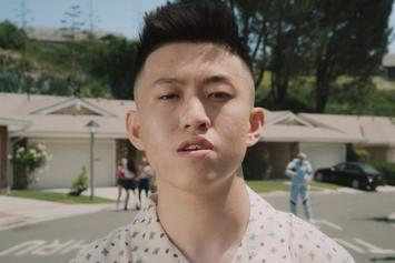 """Rich Brian Breaks The Time Continuum In """"100 Degrees"""" Video"""