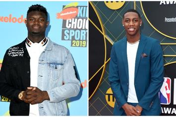 "Zion, RJ Barrett & More Play ""1 Gotta Go"" Between Drake, J Cole & Kendrick Lamar"