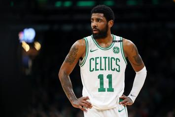 Kyrie Irving Performs Deadly Ankle-Breaker On Mike Miller's Son: Watch