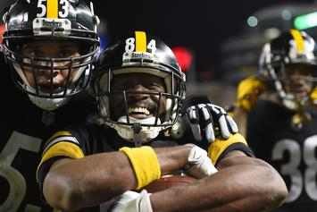 Antonio Brown To Hold NFL Liable If Injured In New Helmet: Report