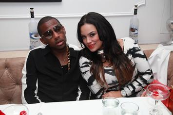 "Fabolous & Emily B Spend ""Date Night"" With Strippers After Rumoured Break Up"