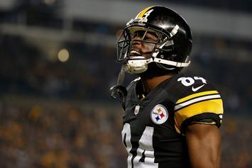 Antonio Brown Helmet Grievance Finally Addressed By The NFL