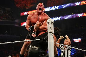 Brock Lesnar Reportedly Denied WWE Universal Title Rematch