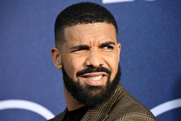 """Drake Gets Dragged For """"Egotistical"""" Tattoo Of The Beatles"""