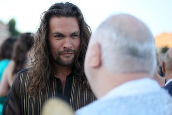 """Aquaman 2"" Production Put On Hold After Jason Momoa Gets Run Over By Bulldozer"