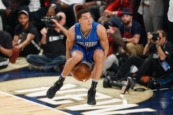 Aaron Gordon Plants The Seeds For Dream Dunk Contest In Chicago