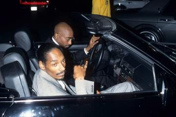 Snoop Dogg & 2Pac Laugh Hysterically In Hilarious Throwback Clip