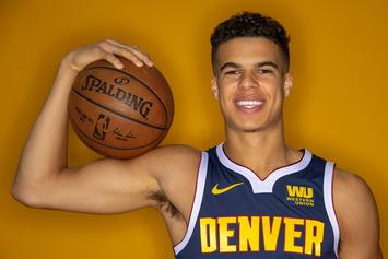 Michael Porter Jr. Exposes Adam Silver's Phone Number, Twitter Reacts