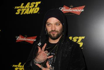 "Bam Margera ""Pays Respects"" To Dr. Phil With Neck Tattoo Of Talk Show Host's Name"