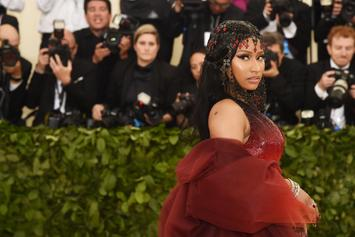 "Nicki Minaj & Joe Budden Scrap Makes For ""Record Breaking"" Queen Radio Episode"