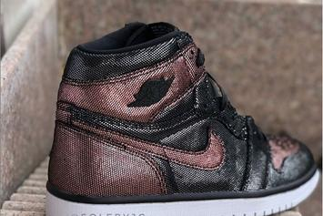 "Air Jordan 1 High OG Women's ""Fearless"" Coming Soon: First Look"