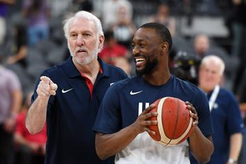 Team USA Basketball Loses To A Squad Full Of G-League Players: Watch