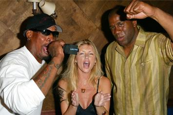 Dennis Rodman Trash Talks Magic Johnson While Wishing Him Happy Birthday