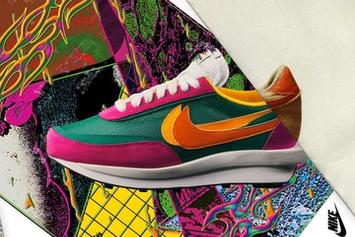 Sacai x Nike Reveal New LDWaffle & Blazer Collection: Release Details