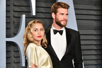 "Liam Hemsworth ""Heartbroken"" Over Miley Cyrus Kissing Kaitlynn Carter: Report"