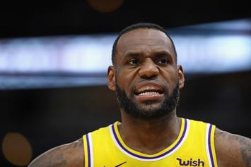 """LeBron James' """"The Shop"""" To Return With Lil Nas X, Charlemagne & More"""