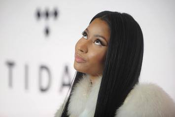 "Nicki Minaj Claims Charlamagne Tha God Banned Her From ""The Breakfast Club"""