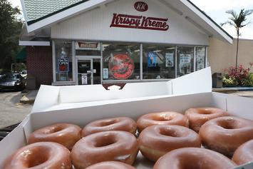 Krispy Kreme To Launch Delivery Service