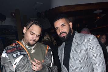"""Drake & Chris Brown Co-Sign Middle Aged Man's Hilarious """"No Guidance"""" Cover"""