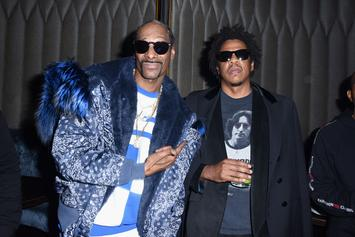 "Snoop Dogg Recalls Him & Jay-Z Feeling Like ""Proud Uncles"" Towards Nipsey Hussle"
