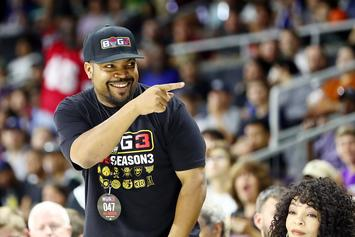 Ice Cube Isn't Worried About Forbes Lists Or Bragging About His Wealth