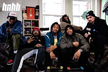 Saba & Pivot Gang Explain The Group's Origins: Eminem Albums & Open Seats