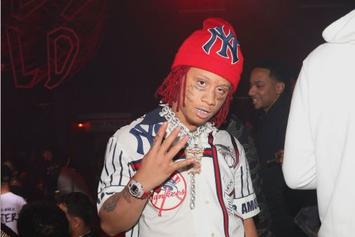 Trippie Redd Gets Emotional While Discussing Friendship With XXXTentacion