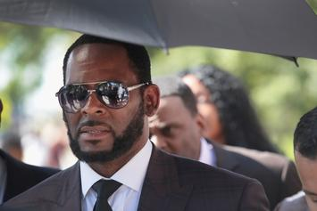 R. Kelly Medical Records Confirm He Has Incurable STD: Report