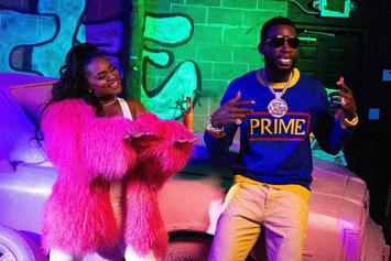"Gucci Mane, Trouble & Tokyo Jetz Join Summerella In Clip For ""Pretty Bitches in The Trap"" Remix"