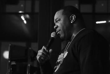 Busta Rhymes Sends Off Another Son To College