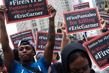 NYPD Fire Officer Daniel Pantaleo For Eric Garner's Death From Chokehold