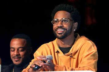 Big Sean Opens Studio, Throws Block Party And Hosts Mental Health Panel In Detroit