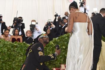 2 Chainz Gets Romantic On His 1 Year Wedding Anniversary