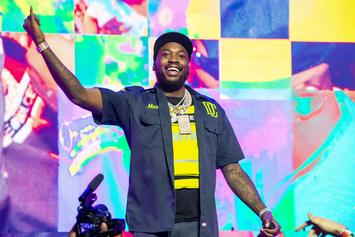 Meek Mill Reflects On Sharing The Stage With Nipsey Hussle