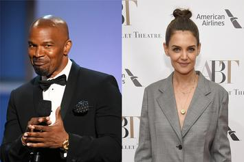 """Katie Holmes Reportedly Ended Relationship With Jamie Foxx Due To His """"Partying Ways"""""""