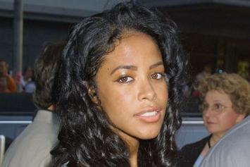 Aaliyah's Madame Tussauds Wax Figure Receives Praise By Fans