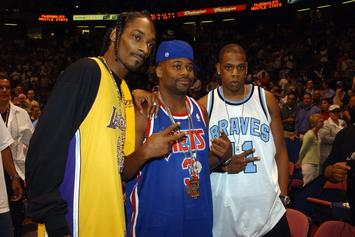 """Dame Dash On Roc Nation's NFL Deal: """"Everybody Knows Jay [Z] Ain't Sh*t"""""""