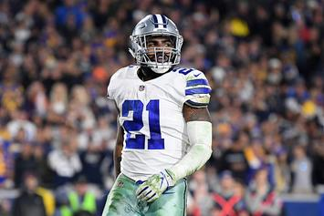 Dallas Cowboys Offer To Make Ezekiel Elliott Second Highest-Paid RB: Report