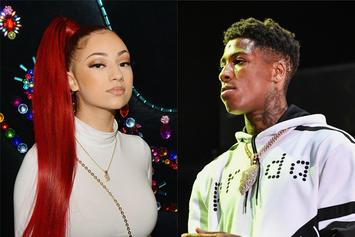 Bhad Bhabie Really Has NBA YoungBoy's Name Tattooed On Her Hand: Check It Out
