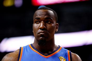 "Kendrick Perkins, Royce White Trade Jabs On Social Media: ""Drug Test This Dude"""