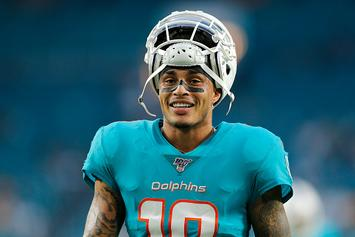 Dolphins Coach Plays Jay-Z Songs At Practice To 'Challenge' WR Kenny Stills