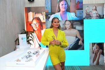 Chrissy Teigen Reveals Nasty Bruises After She