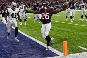 Texans' Lamar Miller Suffers Torn ACL, Will Miss Entire 2019 Season
