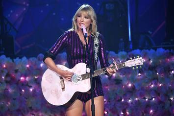 Taylor Swift Already Has A No. 1 Album After One Day In Sales