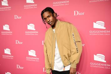 A$AP Rocky Spotted Kissing Gorgeous Mystery Model: See Pics Here