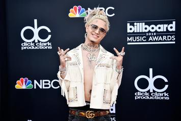 Lil Pump Shows Off Meme-Worthy Dance Moves While Previewing New Song