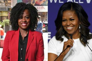 """Viola Davis Set To Portray Michelle Obama In Upcoming Series """"First Ladies"""""""