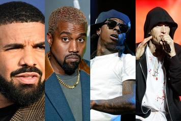 "Drake, Kanye West, Lil Wayne & Eminem's ""Forever"" Turns 10: Who Had The Best Verse?"