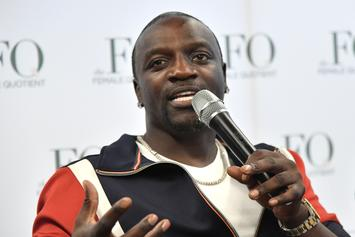 """Akon & One Of His Wives Debut On """"Love & Hip Hop""""; Fans Already Hate Them"""